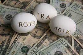 nest-egg roth 401k ira